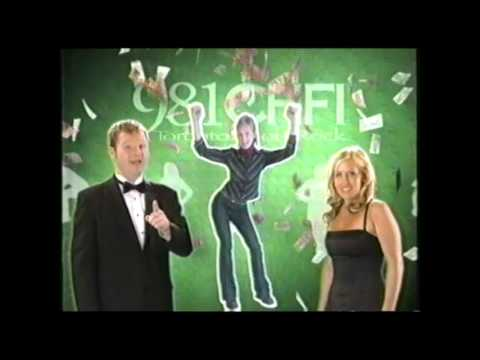 CHFI Million Dollar Breakfast commercial (2003)