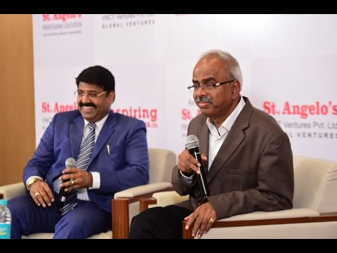 Full Video of 20th Inspiring Conversations with Dr. Velumani, interviewed by Agnelorajesh Athaide