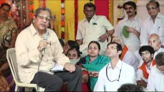 Jaganmatha Sathya Sai (A TELUGU satsang with Prof.Anil Kumar) Feb 1st 2012.mp4