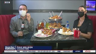 Ne-Yo, wife, Love and Hip Hop Atlanta star open chicken and waffles restaurant | Good Day Atlanta
