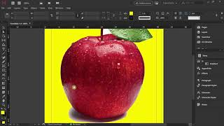 Removing A White Backġround In Adobe InDesign