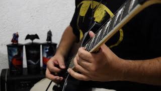 Batman v Superman - is she with you? theme + guitar