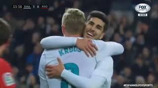 Real Madrid 5 x 2 Real Sociedad - Gols & Melhores Momentos (COMPLETO) - Campeonato Espanhol