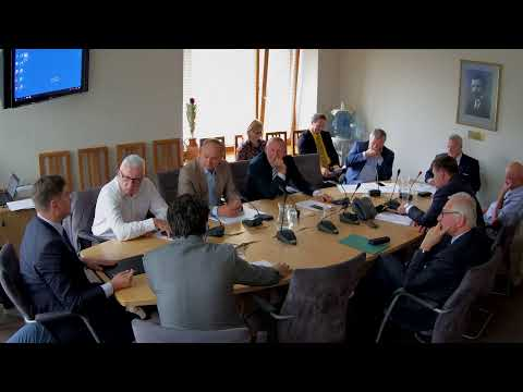 2019-07-17 Kaimo reikalų komiteto posėdis