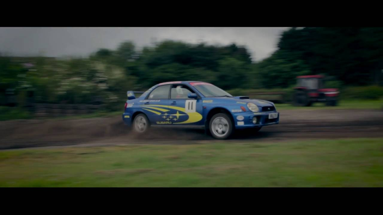 Castle Combe Rally Driving Experience - YouTube
