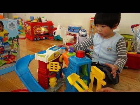 Beanbean Toys Review - Vtech go go smart wheels Safe & Sound Rescue City