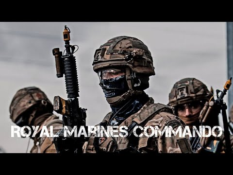 "Royal Marines Commando - 2020 - ""Per Mare, Per Terram"""
