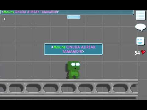 """Growtopia - Troll Video #2 """"Focused Eyes Aldım !"""""""