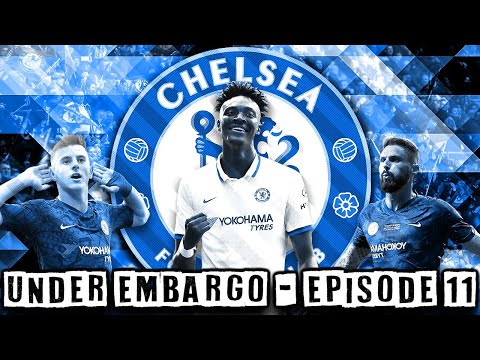 Chelsea - Under Embargo #11 First Signing + Run The Segment! | Football Manager 2020