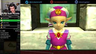 Ocarina of Time 3D Speedrun in 38:08 [World Record]
