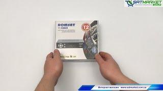 Видео обзор Romsat TR 2017 HD