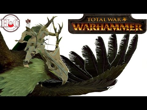Unexpected Builds - Total War Warhammer Online Battle 291
