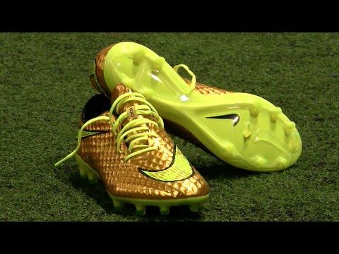 55e6025ba59 Nike Hypervenom Phantom (Neymar) Review and On Feet - YouTube