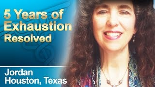 Adrenal Fatigue Syndrome Recovery Testimonial from Jordan
