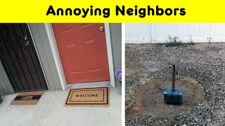 Epic Messages From Neighbors That Can't Be Left Unnoticed