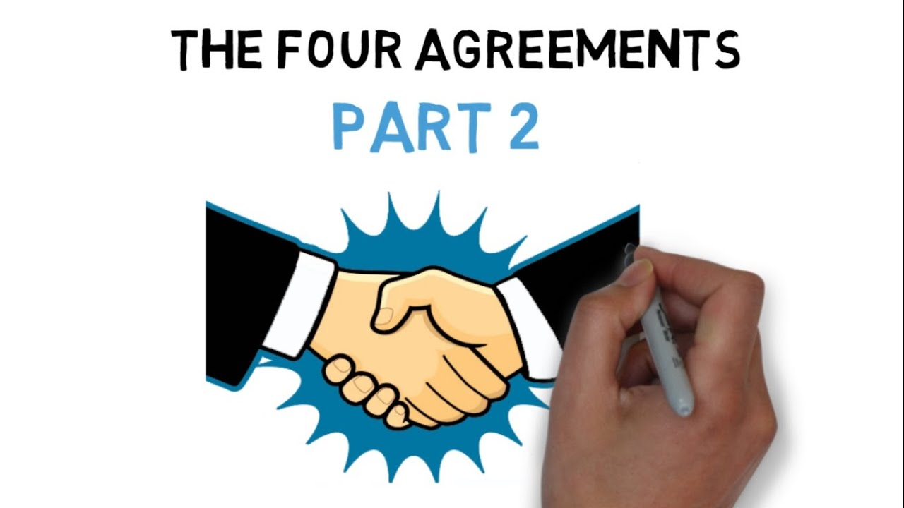 The Four Agreements Part 2 Hindi Animated Book Summary Youtube