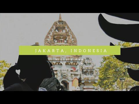 WEEKEND IN JAKARTA, INDONESIA | Travel Vlog # 3