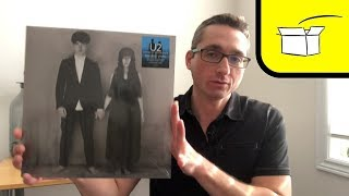 U2's Songs of Experience Vinyl Unwrapping
