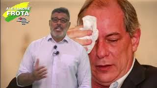 Alexandre Frota DESMASCARA e ESTRAÇALHA Ciro Gomes