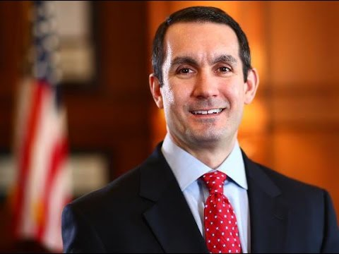 Pennsylvania Auditor General Eugene DePasquale Meets With LNP Editorial Board
