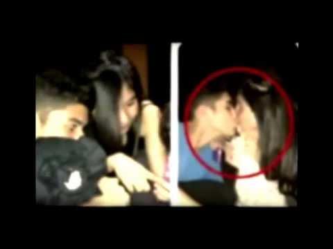 Anak Ahmad Dhani Ciuman Mesra