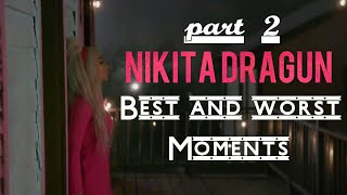 Nikita Dragun | Best and worst Moments part 2 | Escape the Night