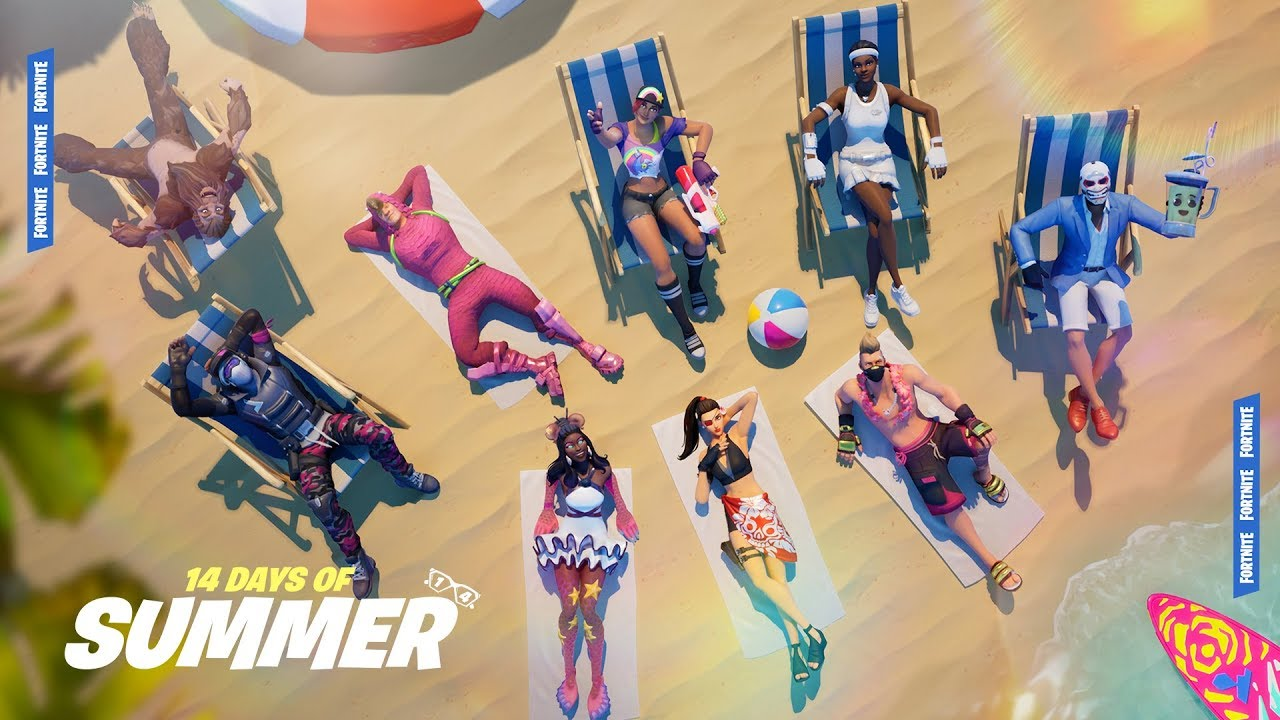 Fortnite Released a Variant of a Skin Previously Exclusive