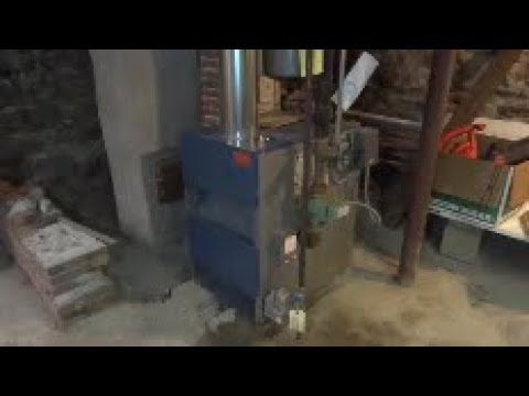 gas boiler not heating house