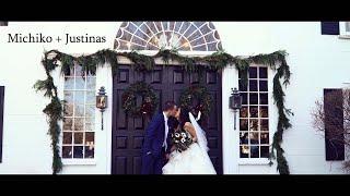 Michiko + Justinas // Publick House // VSP Videography