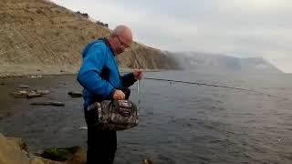 17 10 19 анапа морская рыбалка сарган