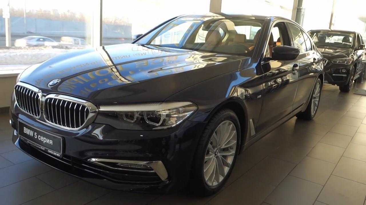 BMW 5-series 2017 - Live 👉 обзор AVM | Александр Михельсон