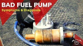 Motorcycle Fuel Pump Testing: Honda VT1100