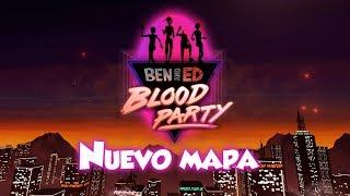 Ben and Ed - Blood Party | Vegan Paradise (Nuevo mapa) | Gameplay Español