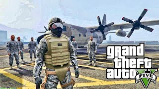 GTA 5 PC MODS | Body Guard Mod Grand Theft Auto 5! (Army Mod, Guard Mod) SAPDFR OR NAH