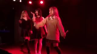 2018/1/6 VooDooLounge 初えヴぃす祭り!わっしょいアイドル 1部.