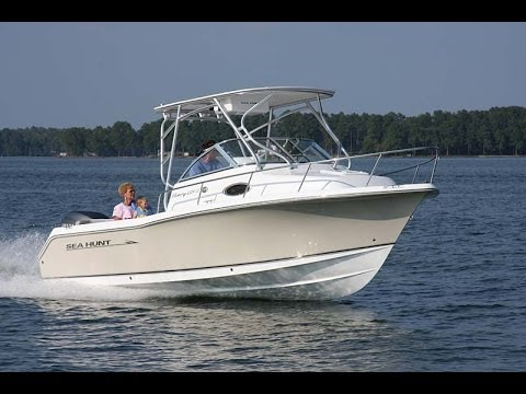 Sea Hunt Boats | Victory 225 | Walk Arounds