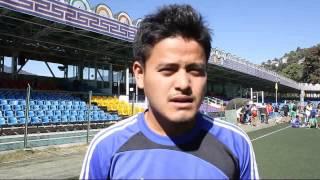 Nepal international Sandip Rai speaks about India Friendly match  By GoalNepal com