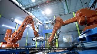 aplikacja robotw abb w fabryce whirpool we wrocławiu