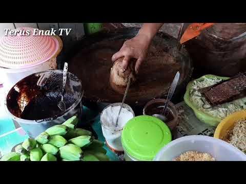 Rujak Petis Bu Sri Jalan Dieng Ponorogo