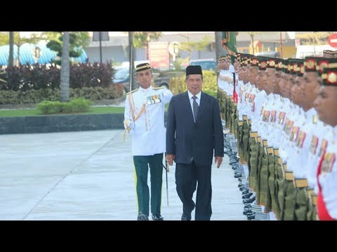 Mat Sabu 'nervous' on first day as Defence Minister