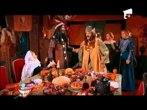 Vlad Tepeş şi Şte cel Mare, întâlnire de sărbători