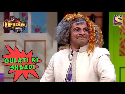 Dr. Gulati Finally Gets Married – The Kapil Sharma Show