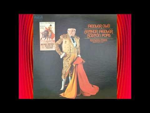 Malagueña (from 'Andalucia')(Lecuona, Arr:Grofé) - Fiedler, Boston Pops