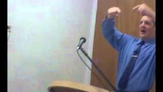 Lucas cap 3 vers 1 ao 14 Pr. Julius VanSpronsen 12-02-2012