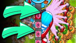 VILLAGE TRICK : Bloons TD Battles : THE VILLAGES FOOLED THE GUY!