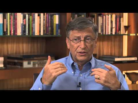 A Conversation with Bill Gates: Global Fund