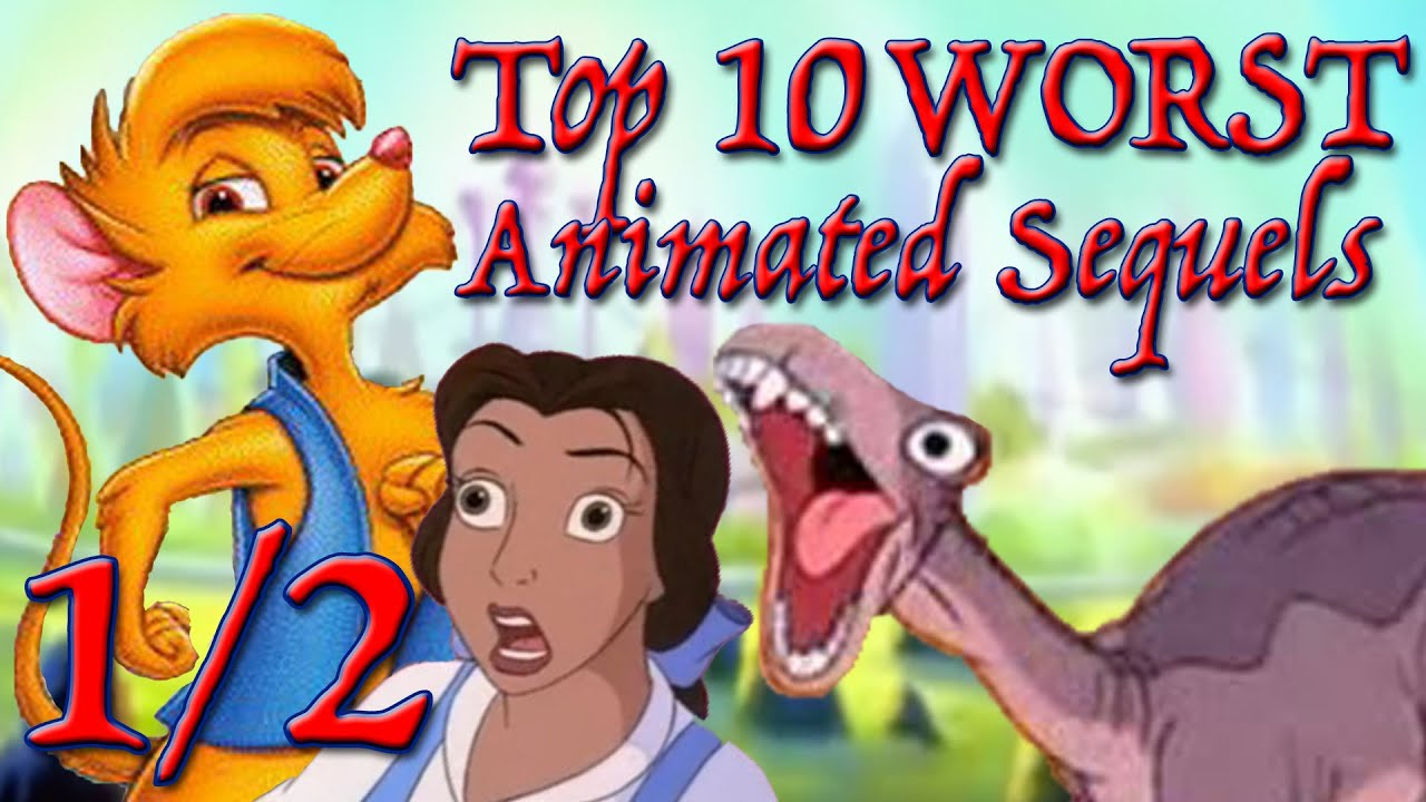 Top 10 Worst Animated Sequels 12 - Youtube-5403