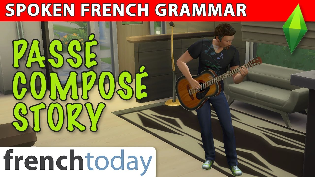 Passé Composé Versus Imparfait + Video • French Today