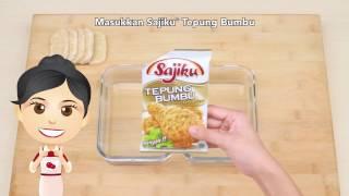 Dapur Umami - Tempe Crispy Sajiku