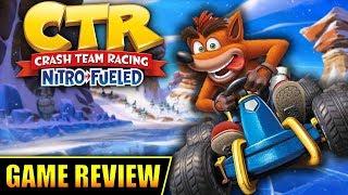 Crash Team Racing - Nitro Fueled | Review
